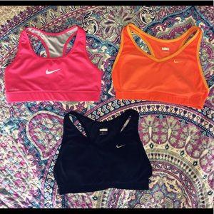 Nike Sport bra Bundle